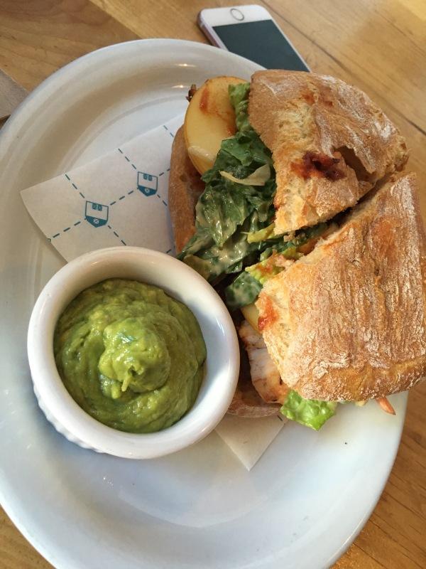 BlueBarn Sandwich