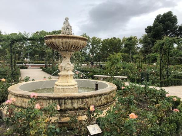 Park de El Retiro